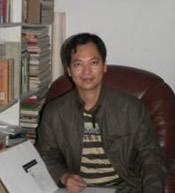 李桂强书法展厅