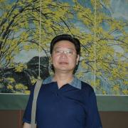孙兆昌书法展厅