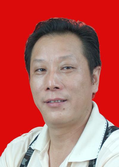 蒋昌宏书法展厅
