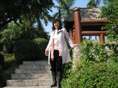 张永凤书法展厅