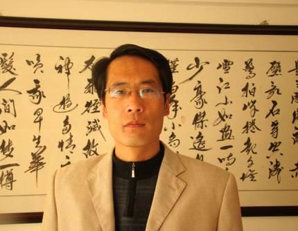 孙伟林书法展厅