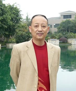 徐智明书法展厅